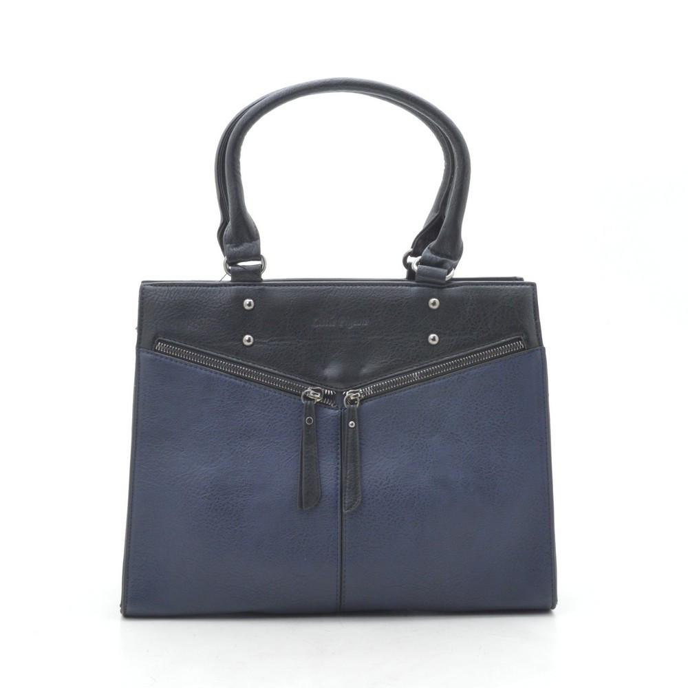 Женская сумка синяя 190786