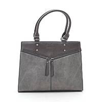 Женская сумка серая 190787, фото 1