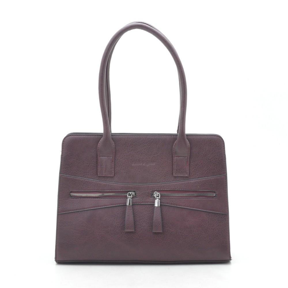 Женская сумка красная 190790