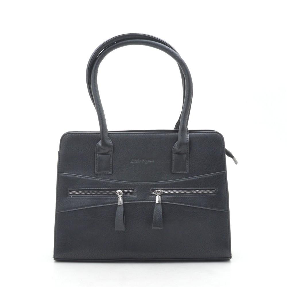 Женская сумка черная 190805