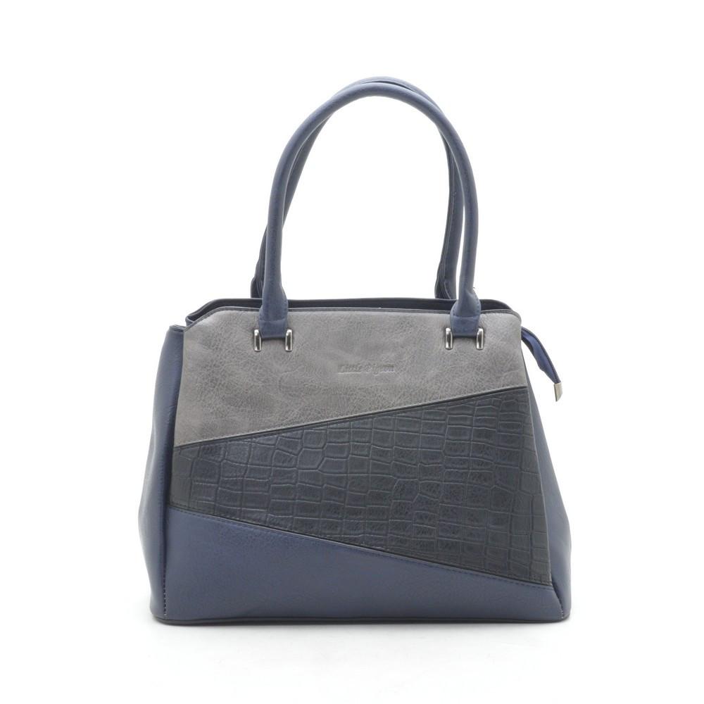 Женская сумка синяя 190808