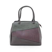 Женская сумка коричневая 190809, фото 1