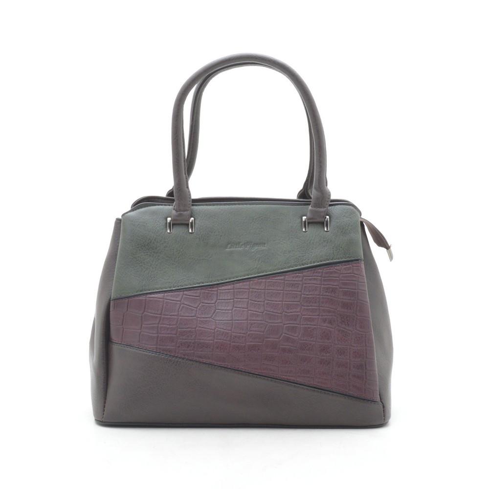 Женская сумка коричневая 190809