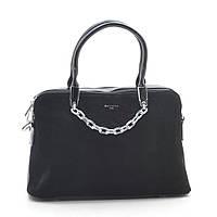 Женская сумка 19710 черная, фото 1