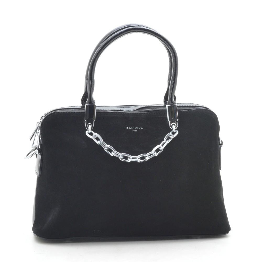 Женская сумка 19710 черная