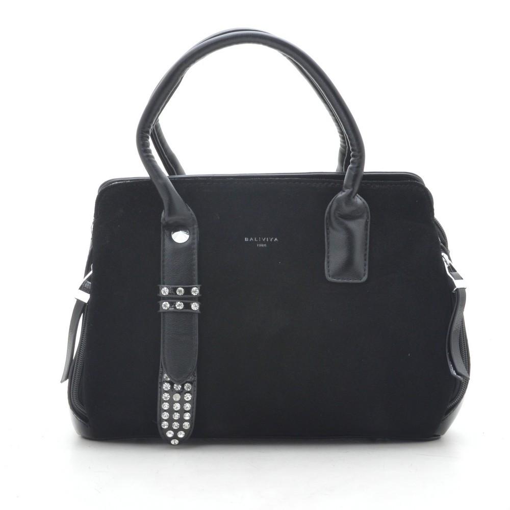 Женская сумка черная 194545