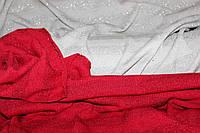 Ткань ангора класическая вязка серый,  полосы 2,5 см люрекса в тон ( не контрастно), фото 1