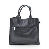 Женская сумка кожаная черная 188157, фото 1
