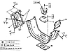 Траверса рамы поперечная (металл) Renault Magnum AE/Etech [Б/У] - 5010320094