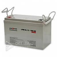 Аккумулятор гелевый LPM-GL 12 - 100 AH LP3871