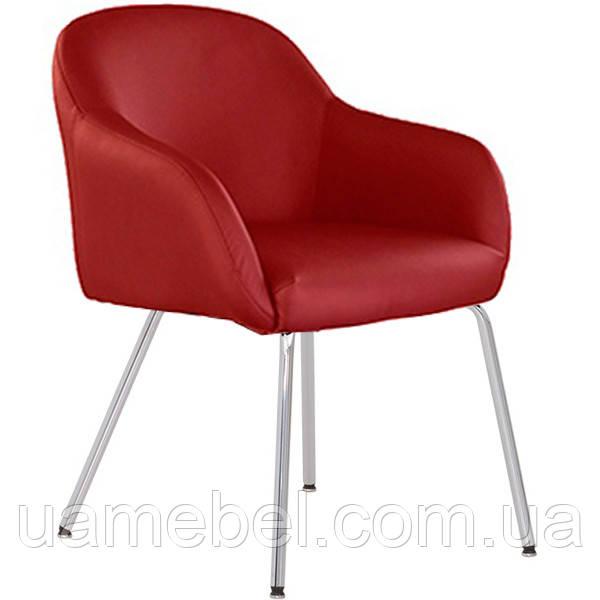 Мягкое кресло Wait (Вейт) 4L chrome