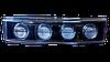 Габарит в солнцезащитный козырек Scania P/R [светодиодный]