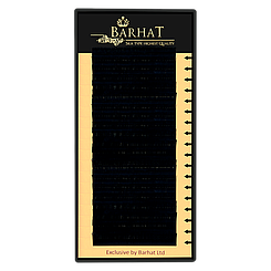 Ресницы для наращивания Barhat 0.15 С 8 мм