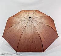 """Зонтик полуавтомат с каплями дождя от фирмы """"Mario""""."""