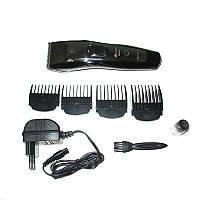 Машинка для стрижки волос аккумуляторная Gemei GM 6092