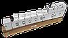 Распределительный вал RENAULT MAGNUM E-TECH 400/440/480 [с тормозом J] [без толкателей PLD секций и толкателей штанг] - DP-RE-527