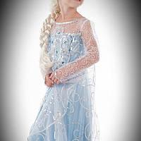 Карнавальный костюм Эльза , холодное сердце