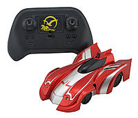 Радиоуправляемая игрушка CLIMBER WALL RACER 1601C Антигравитационная машинка на р/у Red