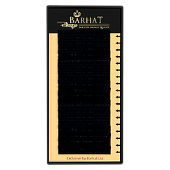 Ресницы для наращивания Barhat 0.07 СС 10 мм
