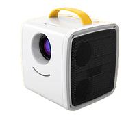 Детский мини портативный проектор Q2 Kids Story Projector Yellow