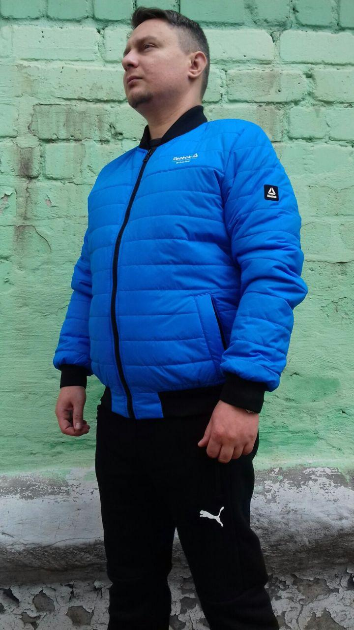 Мужская Куртка Reebok (Бомбер)