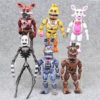 Игрушки 5 ( пять ) ночей с Фредди / Funko Five Nights at Freddy , 6 шт