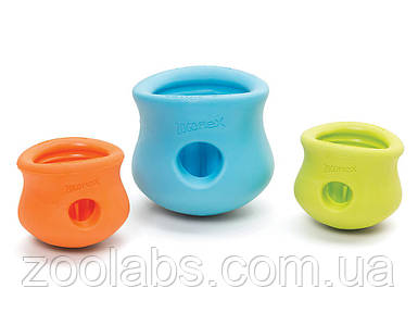 Игрушка для собак для лакомства West Paw Toppl Teat Toy