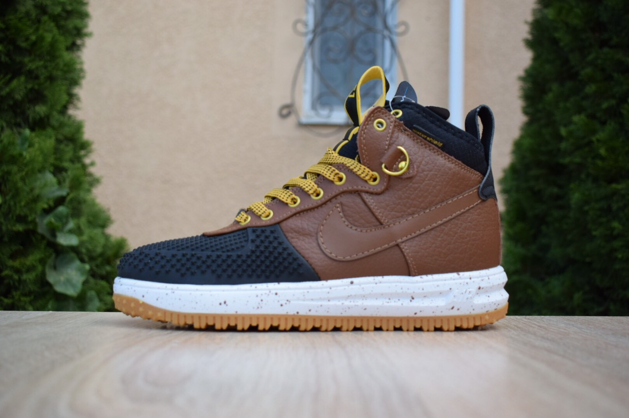 Мужские кроссовки Nike Lunar Force 1 Duckboot, Реплика