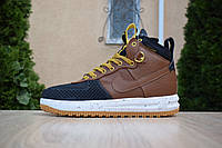 Мужские кроссовки Nike Lunar Force 1 Duckboot, Реплика, фото 1