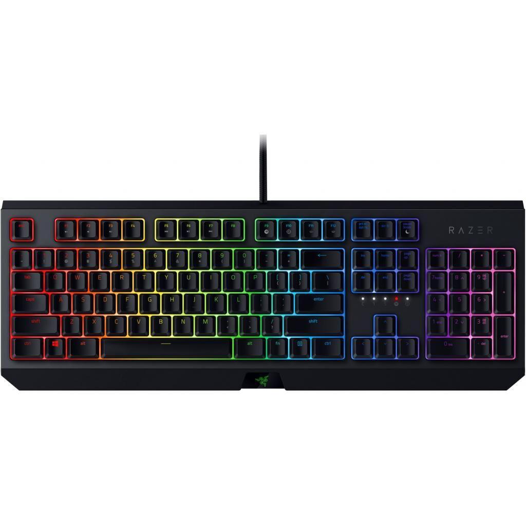 Клавиатура Razer BlackWidow Green Switch (RZ03-02861100-R3R1)