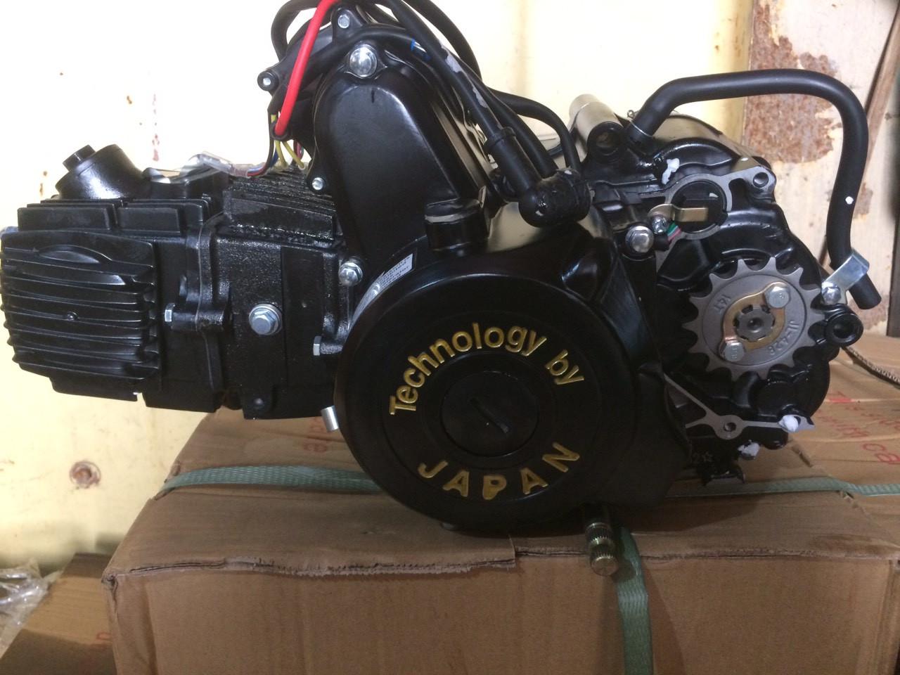 Двигатель для мопеда Мустанг/Дельта/Альфа/Сабур/ от 50 кубов до 125 кубов