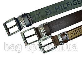 Ремень мужской кожаный Tommy Hilfige