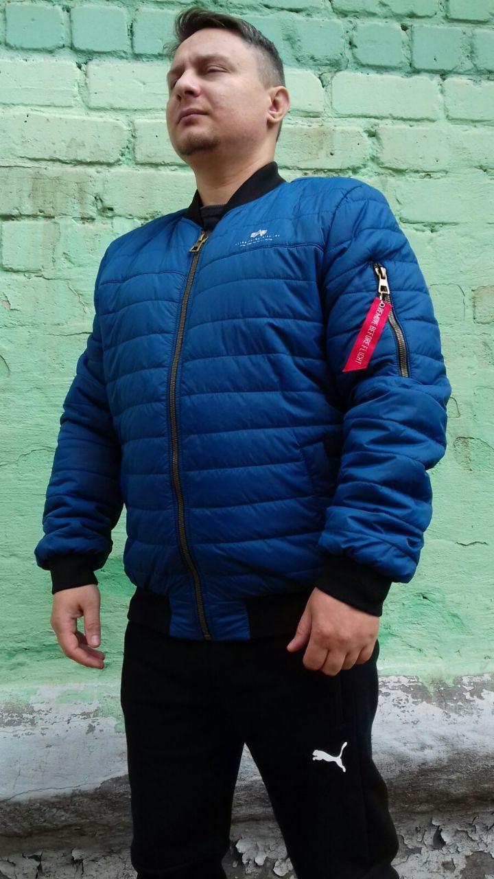 Мужская Куртка Alpha Industries (Бомбер)