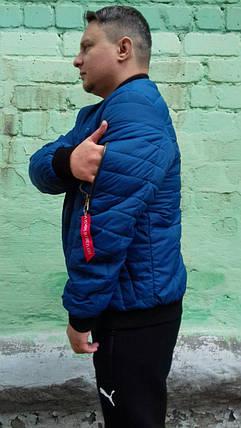 Мужская Куртка Alpha Industries (Бомбер), фото 2
