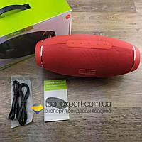 Портативная Bluetooth Колонка Hopestar H20 Сабвуфер ОРИГИНАЛ беспроводная водонепроницаемая акустика красная