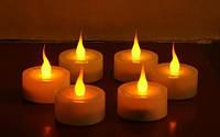 Светодиодная свеча 24шт