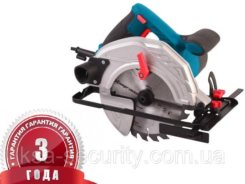Циркулярная пила Энергомаш ЦП-50185П Professional