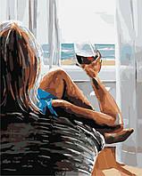 Художественный творческий набор, картина по номерам Наслаждение, 40x50 см, «Art Story» (AS0433), фото 1