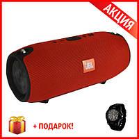 Блютуз колонка JBL XTREME RED Красная КАЧЕСТВО + Часы  Swiss Army в Подарок!