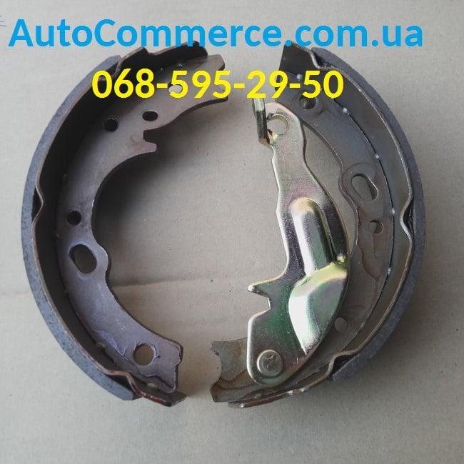 Колодки ручника (стояночного тормоза) Hyundai HD78, HD65, Хюндай HD, Богдан А201 (598225HA20)