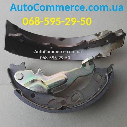 Колодки ручника (стояночного тормоза) Hyundai HD78, HD65, Хюндай HD, Богдан А201 (598225HA20), фото 2