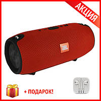 Беспроводная Bluetooth Колонка JBL Xtreme RED Красная КАЧЕСТВО + Наушники EarPods в Подарок!