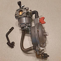 Карбюратор 168F/170F с газовым редуктором