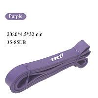 Резиновая петля, резинка для тренировок TTCZ(16-38кг)