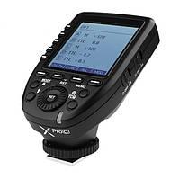 Радиосинхронизатор-передатчик Godox Xpro-C TTL для Canon