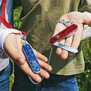 Нож складной, мультитул детский Victorinox My First (84мм, 8 функций), красный 0.2363.Т, фото 4