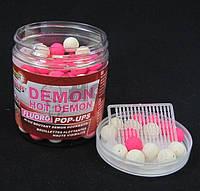 Бойл для рыбалки по штучно. Pop-UP Starbaits Fluro Demon hot demon 14mm