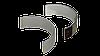Вкладыши шатунные (2 шт) DB ACTROS (OM501/2LA,OM541/2LA) STD - 79 229 600