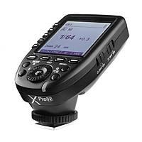 Радиосинхронизатор-передатчик Godox Xpro-N TTL для Nikon