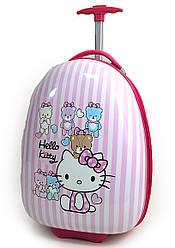 Детский чемодан дорожный на колесах «Josef Otten» «Хелло Китти» Hello Kitty-14, 520477